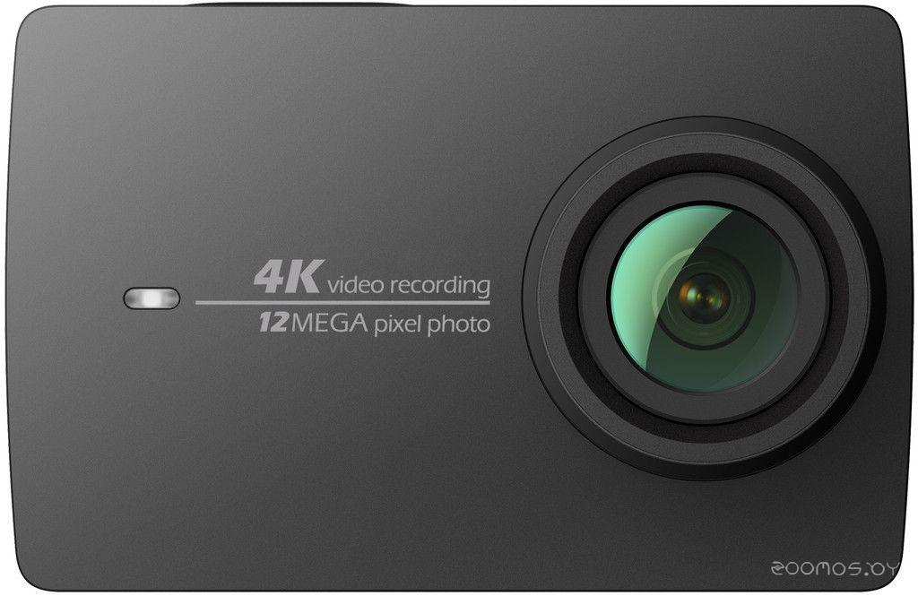 Видеокамера YI 4K Action Camera (Black)