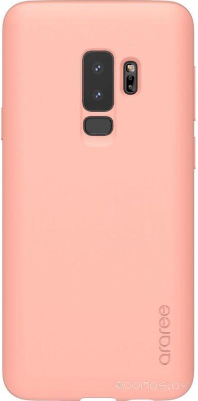 Чехол Samsung Araree Airfit Pop S9+ (Pink)