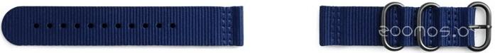 Сменный ремешок Samsung Premium Nato Band для Gear Sport (Navy Blue)