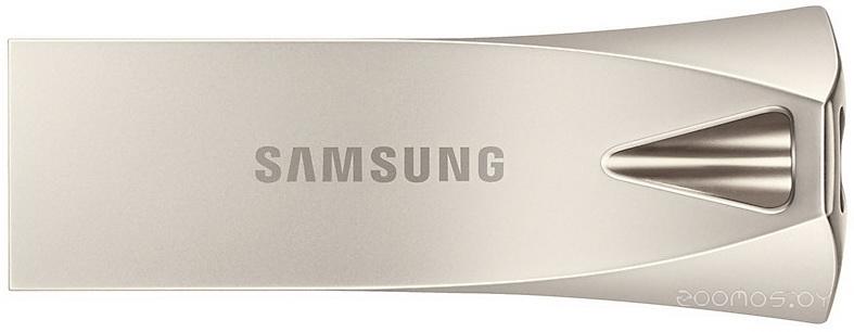 USB Flash Samsung BAR plus 64Gb (Silver)