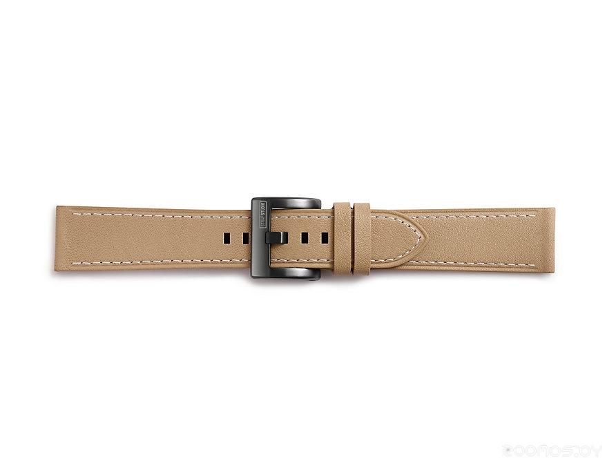 Сменный ремешок Samsung Galaxy Gear Sport Classic Leather (Beige)