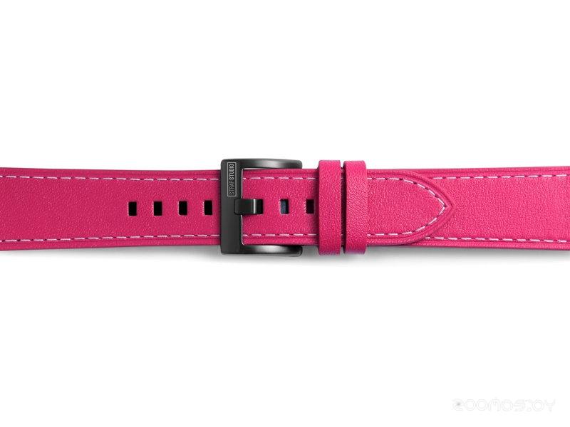 Сменный ремешок Samsung Galaxy Gear Sport Classic Leather (Pink)