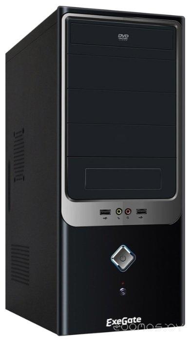 Корпус Exegate CP-602 450W Black