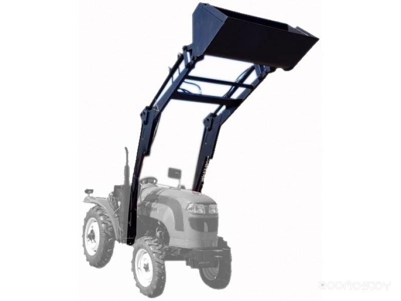 Погрузчик фронтальный Rossel 1/001 для мини-трактора (КУН)