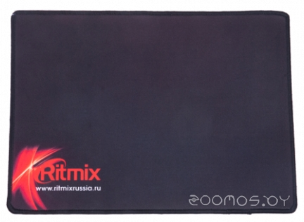 Коврик для мыши Ritmix MPD-050 (черный)