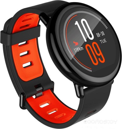 Умные часы Xiaomi Amazfit Pace (Black)