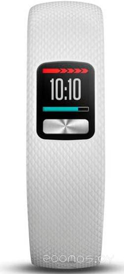 Умные часы Garmin Vivofit 4 S/M (White)