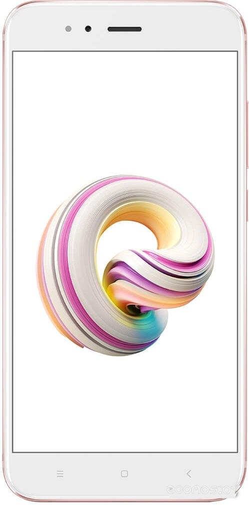 Мобильный телефон Xiaomi Mi A1 4GB/32GB международная версия (Pink)