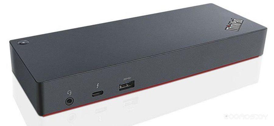 Док-станция Lenovo Thunderbolt 3 Dock