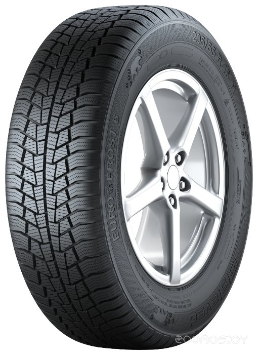 Euro Frost 6 215/55 R17 98V