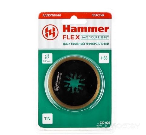 Пильное полотно для пилы Hammer Flex 220-026