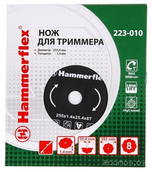 Нож для триммера Hammer Flex 223-010
