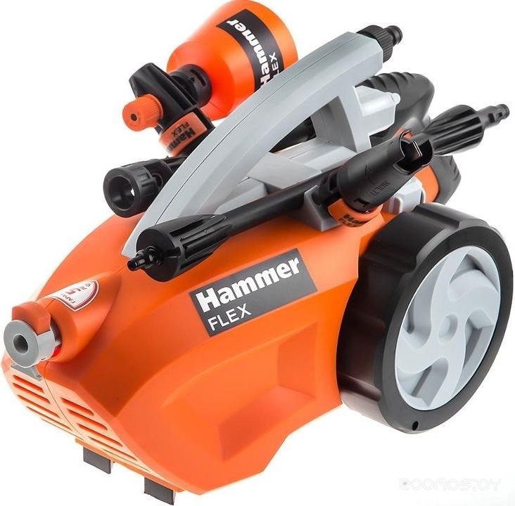 Мойка высокого давления Hammer Flex MVD1200B