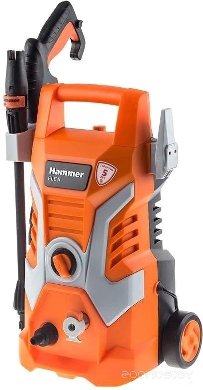 Мойка высокого давления Hammer Flex MVD1500B