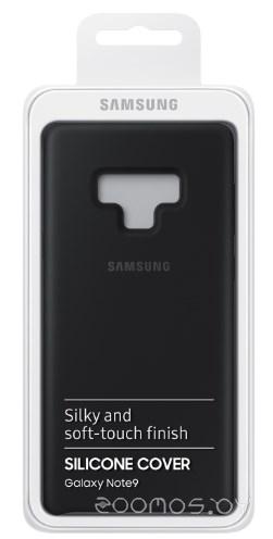 Чехол Samsung Silicone Cover для Galaxy Note 9 (Black)