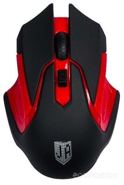 Jet.A OM-U57G Black-Red USB