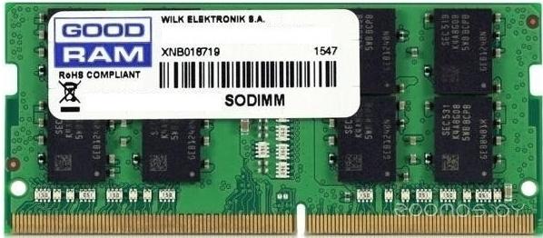 Модуль памяти GoodRAM GR2666S464L19S/4G
