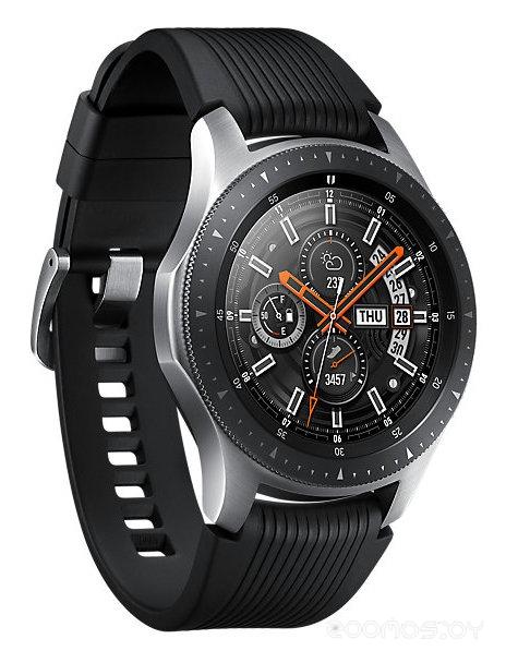 Умные часы Samsung Galaxy Watch 46 mm (Steel)