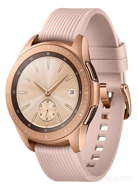 Умные часы Samsung Galaxy Watch 42 mm (Gold)