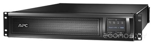 Источник бесперебойного питания APC Smart-UPS X 3000VA Rack/Tower LCD 200-240V with Network Card