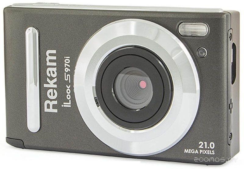 Цифровая фотокамера REKAM iLook S970i (Gray)