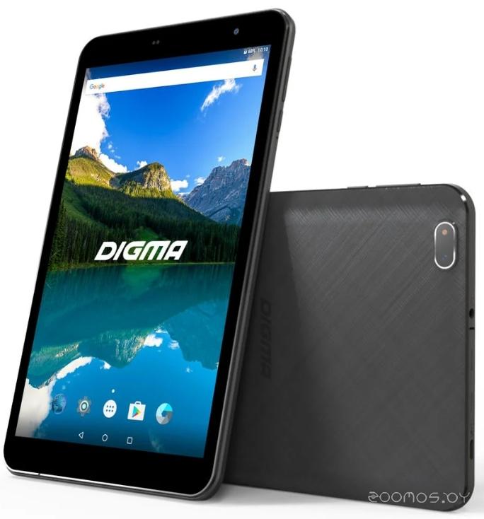 Планшет DIGMA Optima 8019N 4G (Black)
