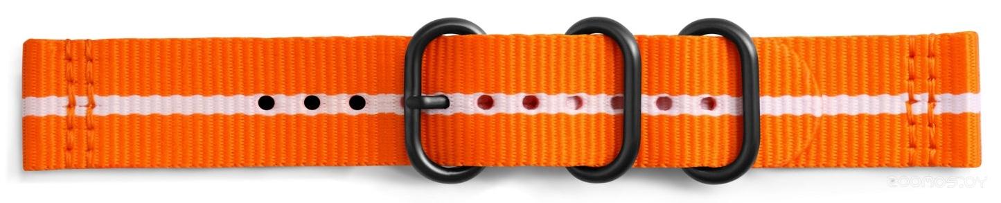 Сменный ремешок Samsung Braloba Premium Nato (Orange)
