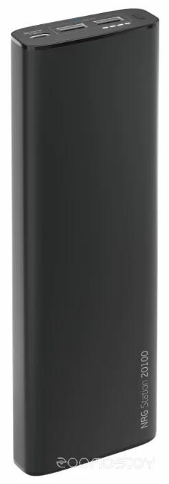 Портативное зарядное устройство Deppa NRG Station 20100