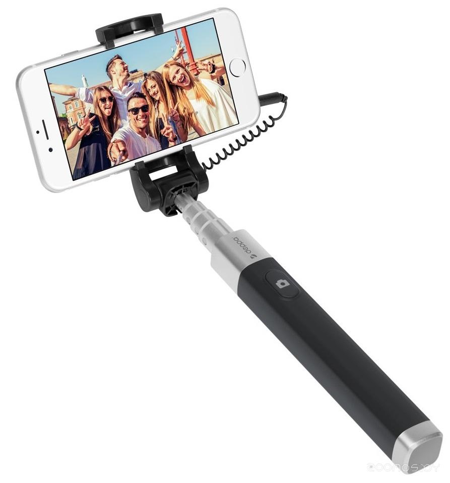 Палка для селфи Deppa Selfie Pocket 45007