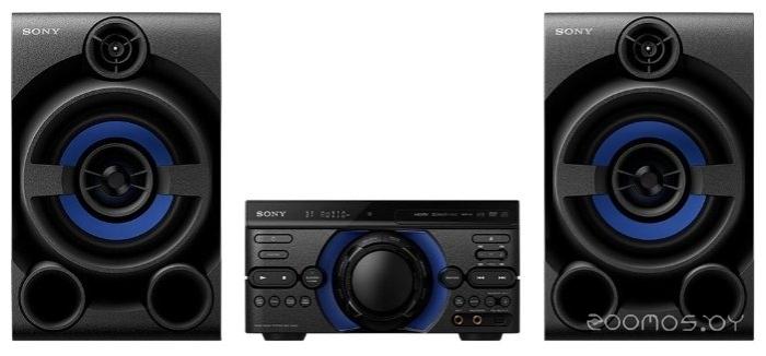 Музыкальный центр Sony MHC-M40D