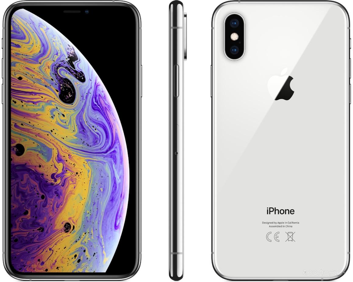 Мобильный телефон Apple iPhone Xs 256GB (Silver)