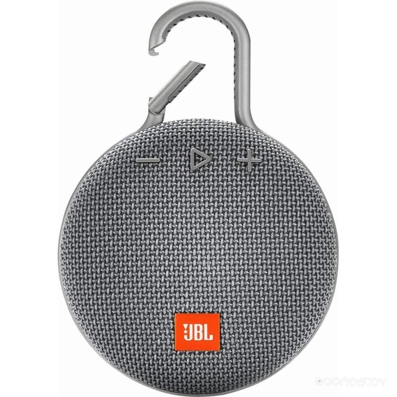 Портативная акустика JBL Clip 3 (Grey)