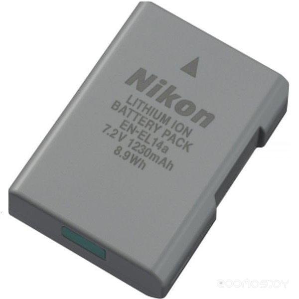 Аккумулятор для фотоаппарата NIKON EN-EL14a