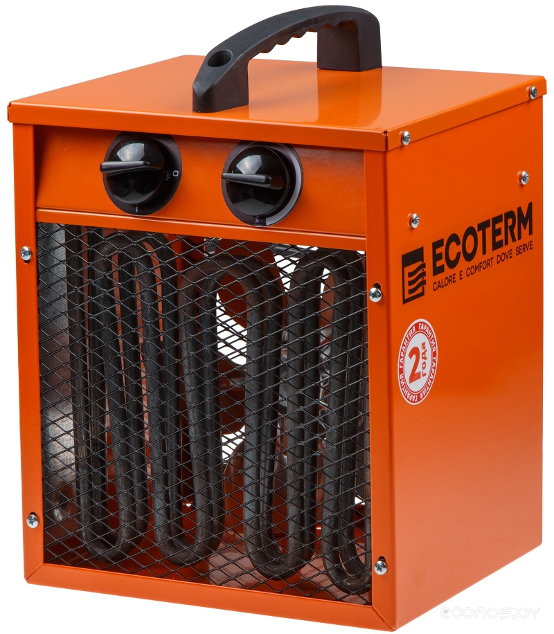 Тепловая пушка Ecoterm EHC-02/1C