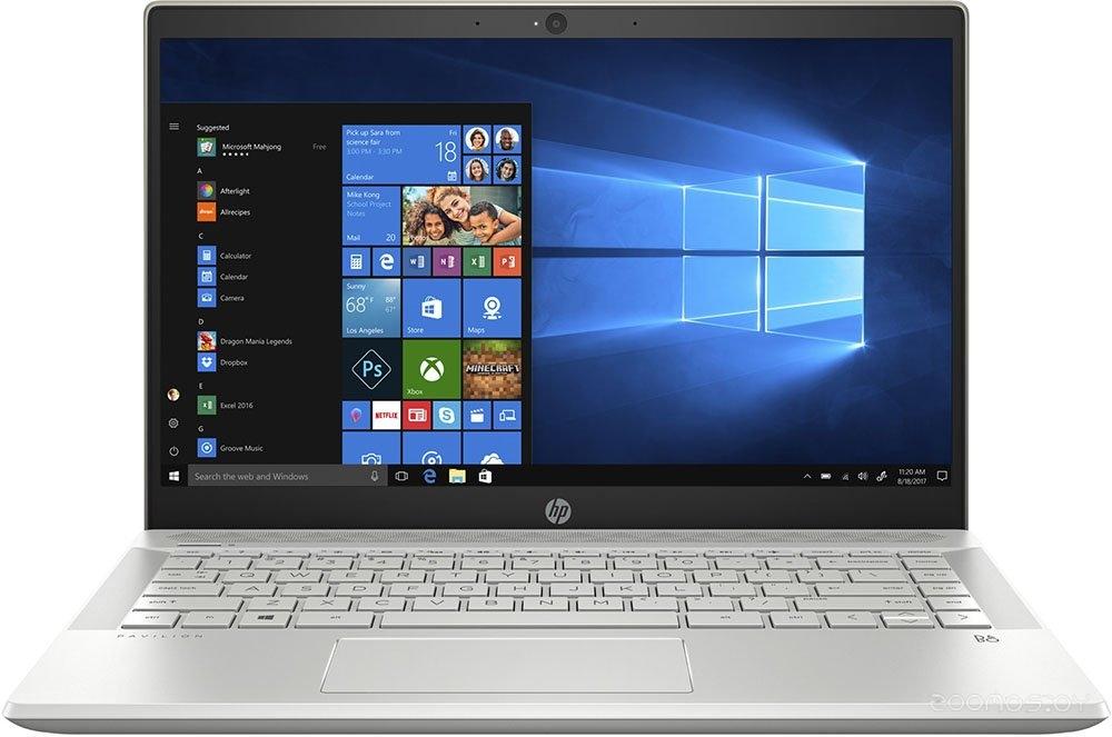 Ноутбук HP Pavilion 14-ce0018ur (4HB77EA)