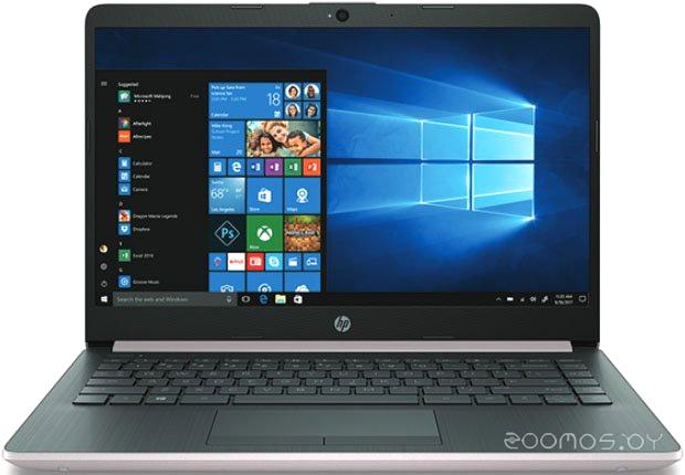 Ноутбук HP 14-cf0009ur (4JU58EA)
