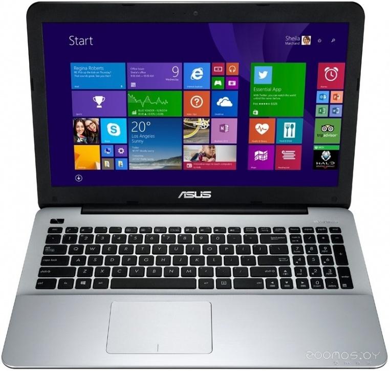 Ноутбук Asus VivoBook X555QG (X555QG-DM114T)