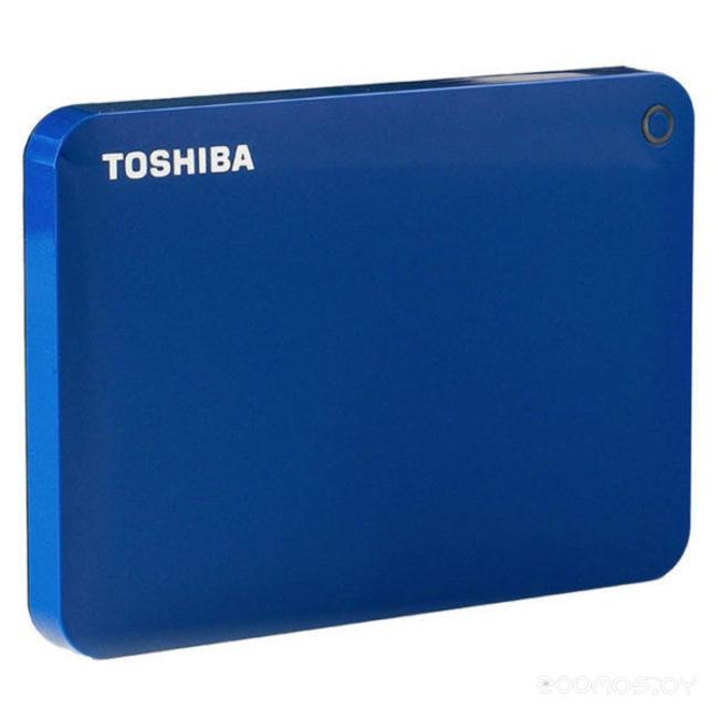 Внешний жёсткий диск Toshiba Canvio Advance 1TB (Blue)