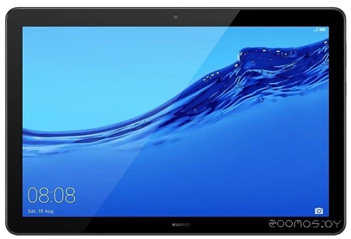 Планшет Huawei MediaPad T5 10 16Gb LTE (Black) (53010DLM)