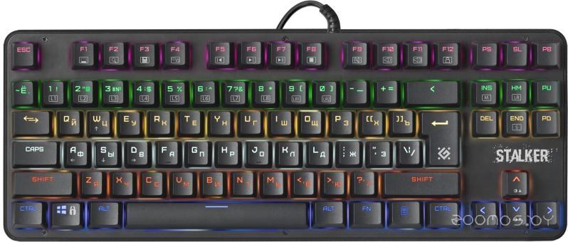 Клавиатура Defender Stalker GK-170L
