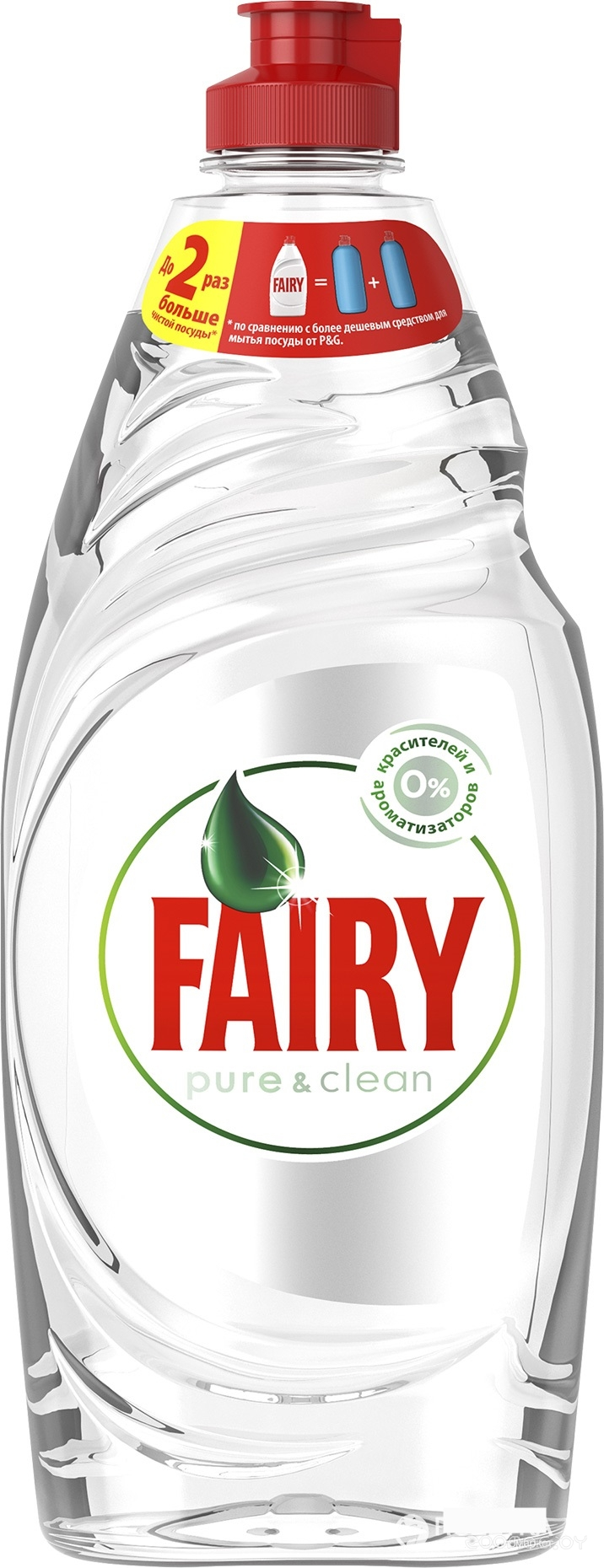 Fairy Pure & Clean 650 мл