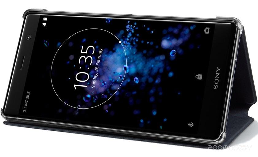 Чехол Sony SCSH30 для Xperia XZ2 Premium
