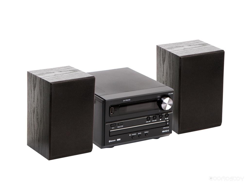 Музыкальный центр Panasonic SC-PM250EE (Black)