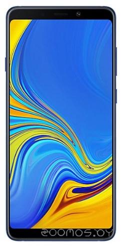 Мобильный телефон Samsung Galaxy A9 (2018) 6/128GB (Blue)