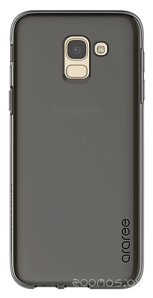 Чехол Samsung Araree J Cover для Galaxy J6+ 2018 (Black)