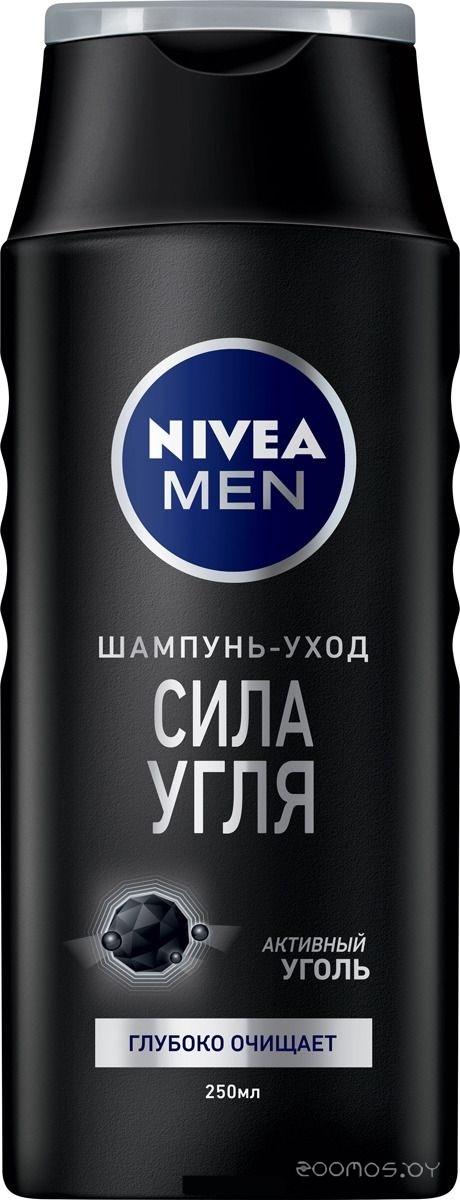 Шампунь Nivea Men Сила угля 250мл