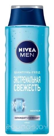 Шампунь Nivea Men Экстремальная свежесть 400мл