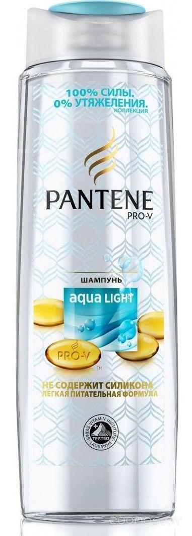 Шампунь Pantene Aqua Light 400мл