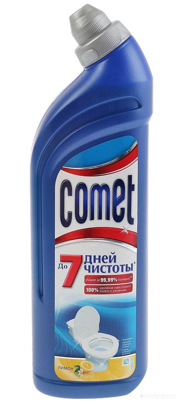 Моющее средство для санузлов Comet Лимон 750 мл