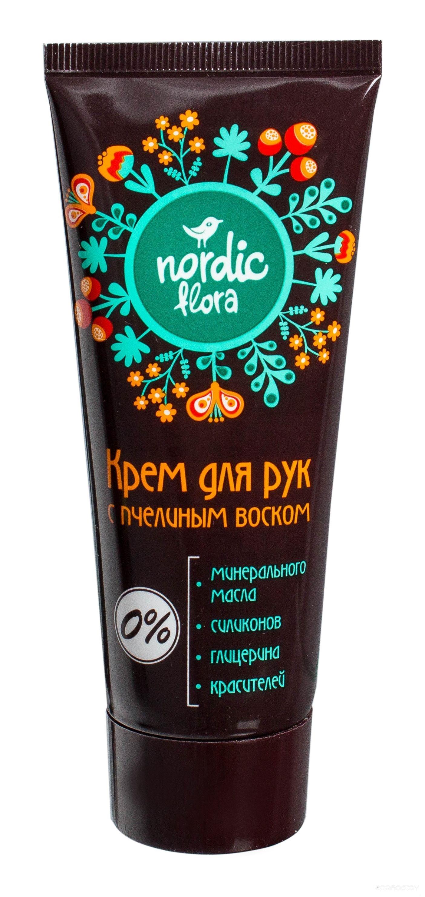 Modum Nordic Flora с пчелиным воском 75 г